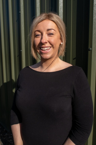 Kirsty Reid, co-director of GR Autocare garage in North Berwick.