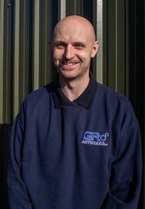 Graeme Reid, director of GR Autocare garage in North Berwick.